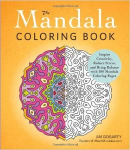 12 Types Of Stress Relieving Adult Coloring Books That Make Great